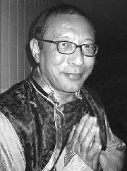 Zasep Tulku Rinpoche