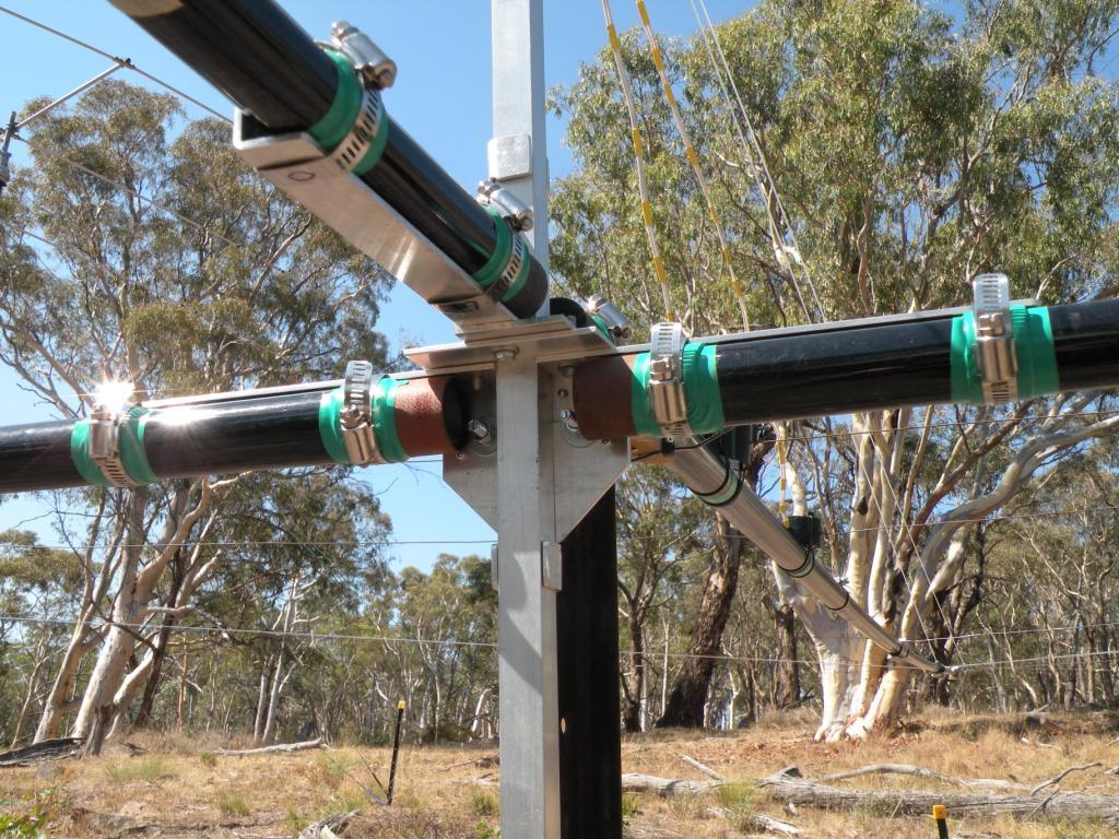 VK2IG's spiderbeam antenna page