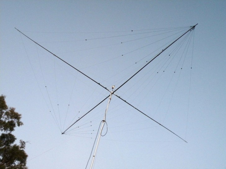 VK2IG\'s spiderbeam antenna page