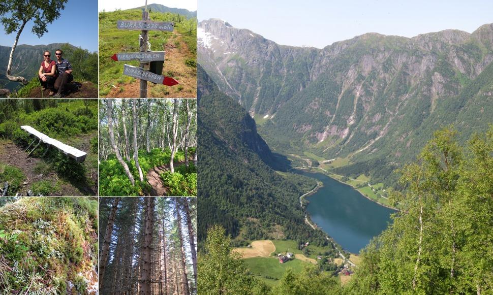 View Balestrand - Fjorde walk