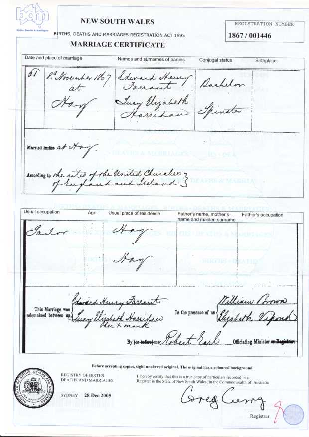 how to get an australian birth certificate nsw