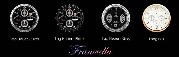 Clock Replica Replica Designer Clocks
