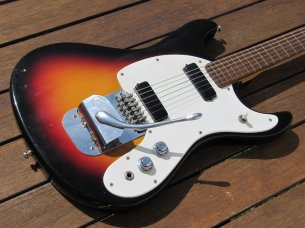 Make: Mosrite