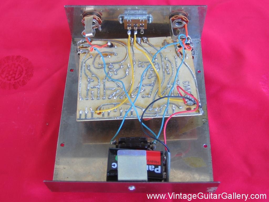 Vintage Guitar Gallery 187 Electro Harmonix Big Muff Pi Rams